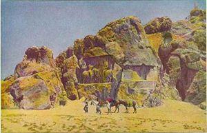 Necropolis - April 1921