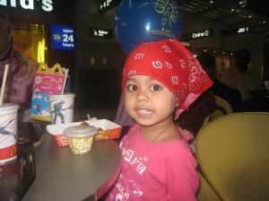 Puteri Syahmina Zafirah