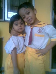 Syahmi & Syahmina