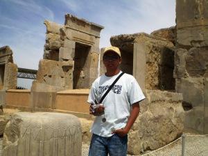 Persepolis, Iran. Kota yang paling indah di sebelah timur...