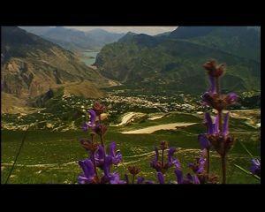 Pergunungan Caucasus